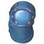 OccuNomix Plastic Cap Knee Pads / 1 Pair OCC561-125