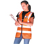 OccuNomix Surveyor's Vest OCC561-LUX-SSFS-YXL