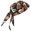 OccuNomix Tuff Nougies Deluxe Tie Hats OCC561-TN6-MOT