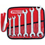Proto Metric Open End Wrench Sets PTO577-30000R
