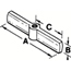 Proto Threaded Crossarms PTO577-4226CA