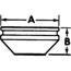 Proto Reversible Adjusting Nuts PTO577-4250N