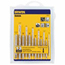 Irwin High Carbon Steel Tap and HSS Drill Bit Sets IRW585-80187