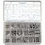Precision Brand Dowel Pin Assortments PRB605-12912