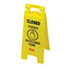 Rubbermaid Commercial Floor Safety Signs RBC640-6112-78-YEL