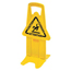 Rubbermaid Commercial Floor Safety Signs RBC640-9S09
