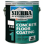 Rust-Oleum Sierra Performance™ S40 Concrete Epoxy Floor Coatings Gloss Clear ORS647-208066