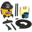 Shop-Vac The Right Stuff Series Industrial Wet/Dry Vacuums, 10 Gal, 4 HP ORS677-962-50-10
