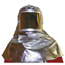 Stanco Aluminized Fabric Hoods STN703-AK710