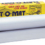 Warp Brothers Plast-O-Mat Heavy Duty Ribbed Floor Runner 100' ORS795-PM100