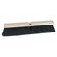Weiler Vortec Pro Medium Sweeping Brushes, 24 In, 3 In Trim L, Black Tampico WEI804-25232