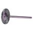 Weiler Miniature Stem-Mounted Wheel Brushes WEI804-26016