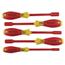 Wiha Tools SoftFinish® Insulated Nut Driver Sets WHT817-32291
