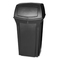 Rubbermaid Commercial Ranger® Fire-Safe Container RCP8430-88BLA