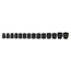Wright Tool 14 Piece Impact Socket Sets WRT875-610