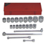 Wright Tool 21 Piece Standard Socket Sets WRT875-821