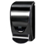 Hospeco Deb ProLine 1L Curve Dispenser - Black HSC91128