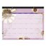 At A Glance AT-A-GLANCE® Paper Flowers Desk Pad AAG5035