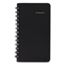 At A Glance Weekly Planner, 2 1/2 x 4 1/2, Black, 2019 AAG7003505