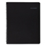 At A Glance QuickNotes Monthly Planner, 6 7/8 x 8 3/4, Black, 2019 AAG760805