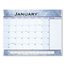 At A Glance AT-A-GLANCE® Slate Blue Desk Pad AAG89701
