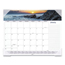 At A Glance AT-A-GLANCE® Seascape Panoramic Desk Pad AAG89803