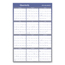 At A Glance AT-A-GLANCE® Vertical/Horizontal Erasable Quarterly/Monthly Wall Planner AAGA1102