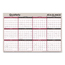 At A Glance Vertical/Horizontal Erasable Quarterly Wall Planner, 24 x 36, 2019 AAGA123