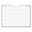 At A Glance AT-A-GLANCE® WallMates® Self-Adhesive Dry Erase Planning Surfaces AAGAW506028
