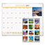 At A Glance AT-A-GLANCE® Scenic Monthly Desk Pad Calendar AAGDMD11032