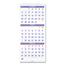 At A Glance AT-A-GLANCE® Deluxe Three-Month Reference Wall Calendar AAGPM1128