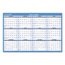 At A Glance AT-A-GLANCE® Horizontal Erasable Wall Planner AAGPM20028