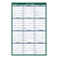 At A Glance AT-A-GLANCE® Vertical Erasable Wall Planner AAGPM21028