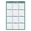 At A Glance AT-A-GLANCE® Vertical Erasable Wall Planner AAGPM31028