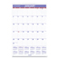 At A Glance Monthly Wall Calendar with Ruled Daily Blocks, 20 x 30, White, 2019 AAGPM428