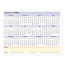 At A Glance AT-A-GLANCE® QuickNotes® Mini Erasable Wall Planner AAGPM550B28