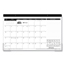 At A Glance Compact Desk Pad, 17 3/4 x 10 7/8, White, 2019 AAGSK1400
