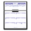 At A Glance AT-A-GLANCE® Flip-A-Week® Desk Calendar and Base AAGSW700X00