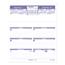 At A Glance AT-A-GLANCE® Flip-A-Week® Desk Calendar Refill AAGSW705X50