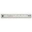 Westcott Westcott® Stainless Steel Ruler ACM10417