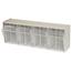 Akro-Mils TiltView™ Storage System - 4 Bin AKR06704