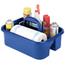 Akro-Mils Plastic Tote Caddy AKR09185BLUECS