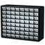 Akro-Mils 64-Drawer Storage Hardware and Craft Organizer AKR10164