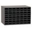 Akro-Mils 28-Drawer Storage Hardware and Craft Organizer AKR19228BLK