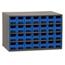 Akro-Mils 28-Drawer Storage Hardware and Craft Organizer AKR19228BLU