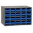 Akro-Mils 20-Drawer Storage Hardware and Craft Organizer AKR19320BLU