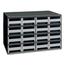 Akro-Mils 16-Drawer Storage Hardware and Craft Organizer AKR19416