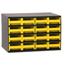 Akro-Mils 16-Drawer Storage Hardware and Craft Organizer AKR19416YEL