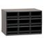 Akro-Mils 9-Drawer Storage Hardware and Craft Organizer AKR19909BLK