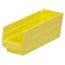 Akro-Mils 12 inch Nesting Shelf Bin Box AKR30120YELLOCS